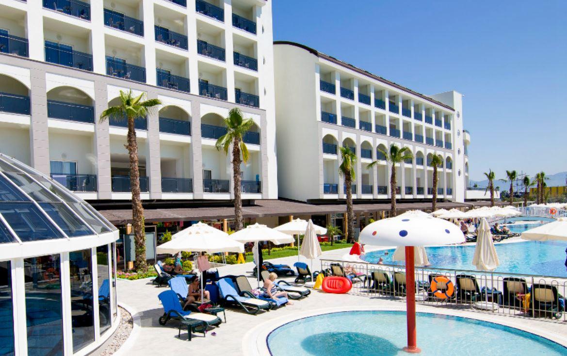 Port river hotel