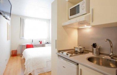 Hotel vertice roomspace madrid