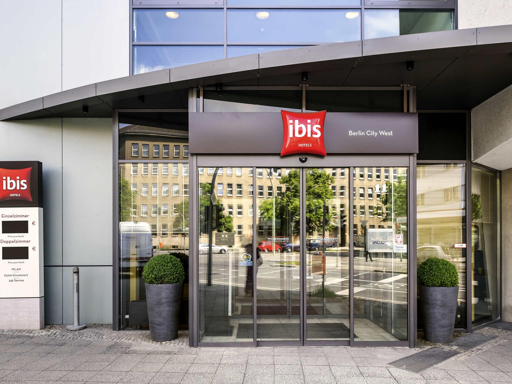 IBIS BERLIN CITY WEST HOTEL