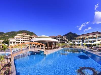 Savoy resort spa seychelle