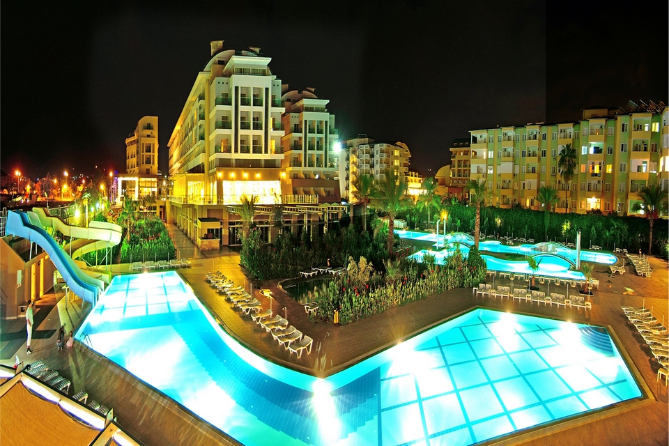 Hedef resort and spa